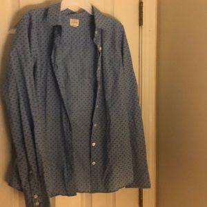 J.Crew cute blouse